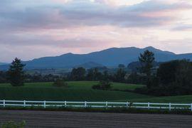 ワーケーションにトライ!暮らすように旅した秋の美瑛&富良野〈4〉モーヴ色の空と丘
