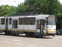 ブカレスト逍遥(2019年6月ルーマニア)~その1:ヴェリコ・タルノヴォからブカレストへの移動&ブカレストの地下鉄・バス等の乗りかた
