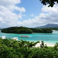 10月の石垣島で泳いできた③ホテル移動と石垣牛