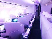 乗継失敗!ニュージーランド航空ビジネスクラスで成田へ|タヒチでクジラと泳ぐ旅③