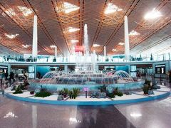 カオス過ぎ!年末年始の北京空港|ドバイ・アブダビ旅行①