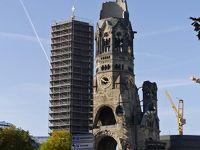 ドイツの魅力13日間旅行記22ベルリンの観光4、ティーアガルデンの周りを散歩、そして帰国