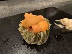 大阪ミナミ 鮨割烹ふくおかで祝結婚9周年