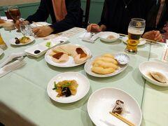 秋の東京ドームホテル1泊 東京ドームホテル 後楽園飯店の夕食