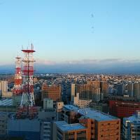 目的地は富山 1泊2日車旅1日目 万座温泉、とん汁たちばな、富山市街