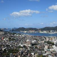 北西九州を訪ねて…(2)風頭山・矢太楼ステイと名物夜景観賞