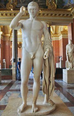 ルーヴル美術館徹底攻略④【ギリシャ、ローマ彫刻】