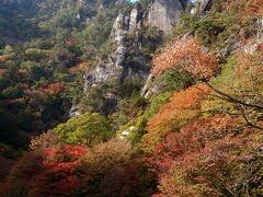 2018年 秋の昇仙峡
