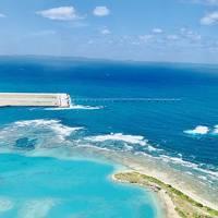 2020年10月4歳児と沖縄☆5日目☆太陽と海に見送られて最終日