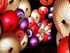 鳥取旅<前編> 大山の大献灯~和傘灯り~を訪ねて
