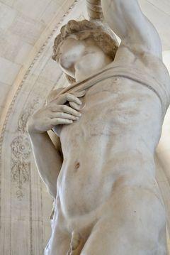 ルーヴル美術館徹底攻略⑤【イタリア彫刻、中庭彫刻】