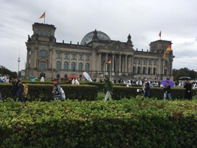 *9 雨のベルリンマラソン(3回目)で病院へ そしてドイツ出国【2019年秋ベルリンマラソン&ヨーロッパ5カ国14日間】