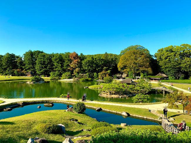 GoToの日帰りプランで岡山へ<br />倉敷美観地区、後楽園散策に岡山グルメも楽しんできましたー*\(^o^)/*