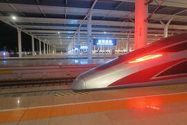 香港から陸路でベトナムへ(高速鉄道、バス、寝台列車…)2日目 高速鉄道で昆明へ