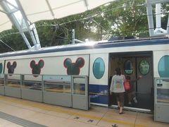滞在時間36時間の香港ディズニーランド3日目