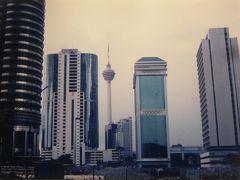 1998秋 クアラルンプール:初のアジア出張はマレーシアのクアラルンプール(KL)