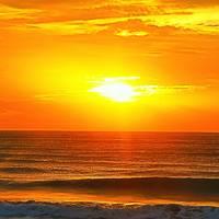 鴨川-6 南房総の海/空 夜明け-日の出 荘厳なとき ☆鴨川グランドホテル-240室の窓から