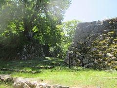 日本一の山城・高取城跡と飛鳥。中世と古代への旅(1/2)~高取城跡(高取山)登山
