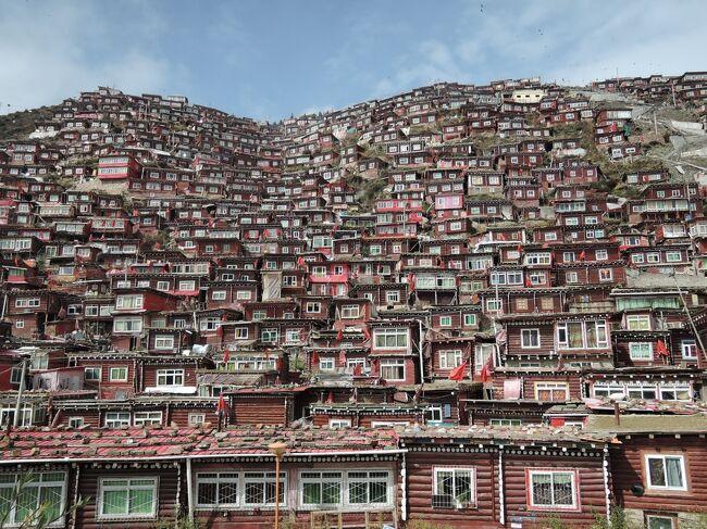 2017年 中国四川省・東チベットを巡る-B(甘孜からラルンガルゴンパ)