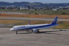 2020年10月東武東上線の旅1(ANA便で羽田空港へ)