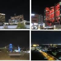 湾岸の「グランドニッコー東京お台場」に泊まったら、昼も夜もNovel sea view