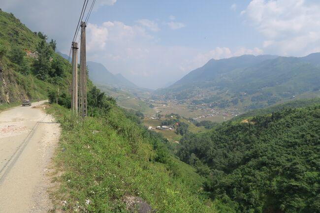 香港から陸路でベトナムへ(高速鉄道、バス、寝台列車…)5日目 サパと寝台列車
