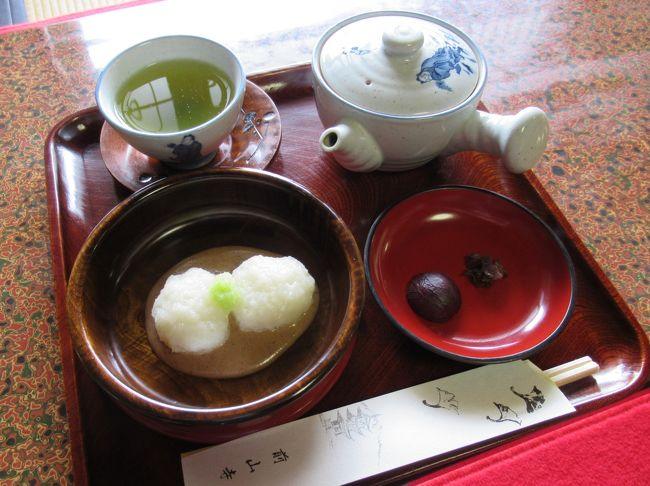 信州の旅④「未完成の完成塔」で有名な信州の鎌倉:塩田平の「前山寺」でくるみおはぎを食べてきました