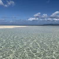 2020  石垣島 2泊3日親子旅 歩いて渡れるコンドイビーチの幻の島