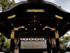 初冬の京都・てくてく豊国神社参拝