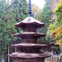 信州の旅⑧ 別所温泉の古刹「北向観音」「安楽寺」「常楽寺」「別所神社」を巡る