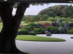初島根を横断 中継の足立美術館で至福・・・からのびっくり美保関