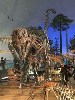 20年10月 北陸の旅②(東尋坊と福井県立恐竜博物館)