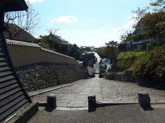 宮崎から訪れた友人に城下町杵築の観光案内をしました!! (*^-^*)