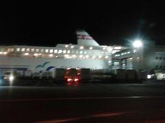新日本海フェリー 小樽→舞鶴→神戸 2020年10月