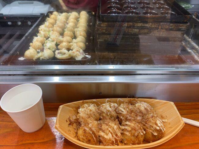 Go to トラベル!~第二の故郷、大阪へvol.2 梅田で食い倒れ~