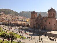 '19サラリーマンでも行けるペルー9「ペルーでも巡る歴史ロマンがぷんぷん香る教会づくしのクスコ後編 サクサイワマン遺跡もあるよ7/12AM」