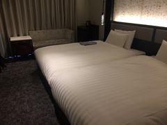 GO TOで行く博多7泊8日その7☆三井ガーデンホテル福岡中洲の部屋