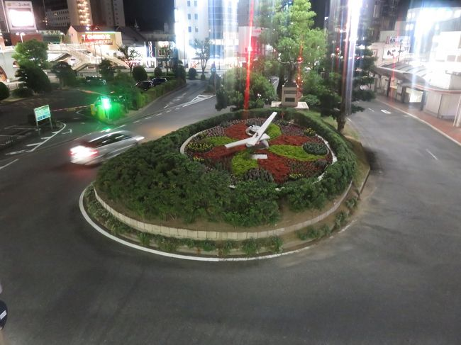2020SEP「ANA楽パック岡山一人旅」(6_倉敷駅近泊)