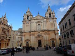 """5歳娘を連れて年末年始マルタ+シチリア10日間5-観光客で賑やかな""""静寂の町""""イムディーナ"""