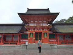 東京から来た4トラメンバーと城下町杵築、全国八幡総本宮の国宝・宇佐神宮を観光しました! (*^-^*♪)
