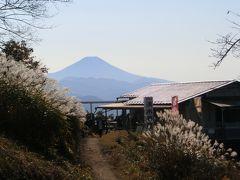 県内旅行で相模原の陣馬山へ。①陣馬山を登りました。宿泊は相模原の陣谷温泉。