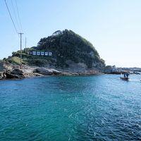房総を鉄道で巡る その2~仁右衛門島、野島埼散策に海の幸を堪能