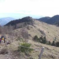 晩秋の山旅 白鳥山と大菩薩嶺