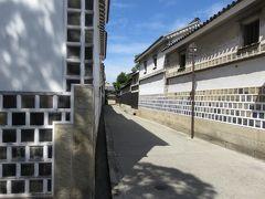 2020SEP「ANA楽パック岡山一人旅」(7_倉敷美観地区_イ_観光ガイドツアー)