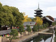 2020秋の京都1泊2日★1 立体曼荼羅が迫力の東寺へ