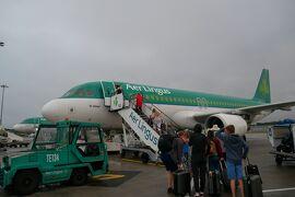 アイルランド&スペイン 6日目 ダブリンからバルセロナ、サクラダファミリアをぶらぶら
