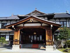 2020/10月  憧れの「奈良ホテル」212号室に泊まる