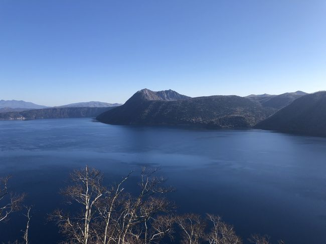 ピーチのセールで釧路路線が2980円だったので、予約。そして、レンタカーで阿寒湖へ行き6年ぶりに思い出あるホテルへ宿泊。2日目は、早朝から摩周湖へ行ってきました。
