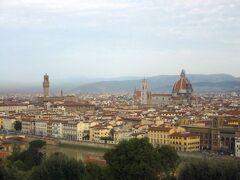2004秋のイタリアツアー6泊7日★3 フィレンツェ&ローマ
