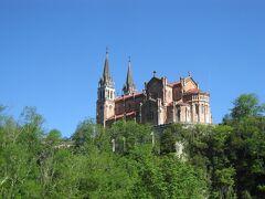 北スペインをサンティアゴへ + 個人旅行の旅日記  10/20  フェンテ・デ  ⇒  コバドンガ  ⇒  オビエド  ⇒  レオン